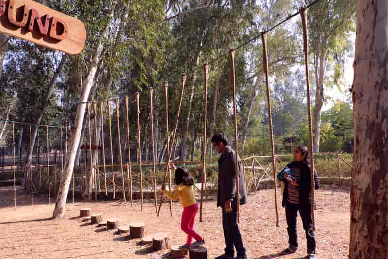 Najafgarh Camp, Delhi