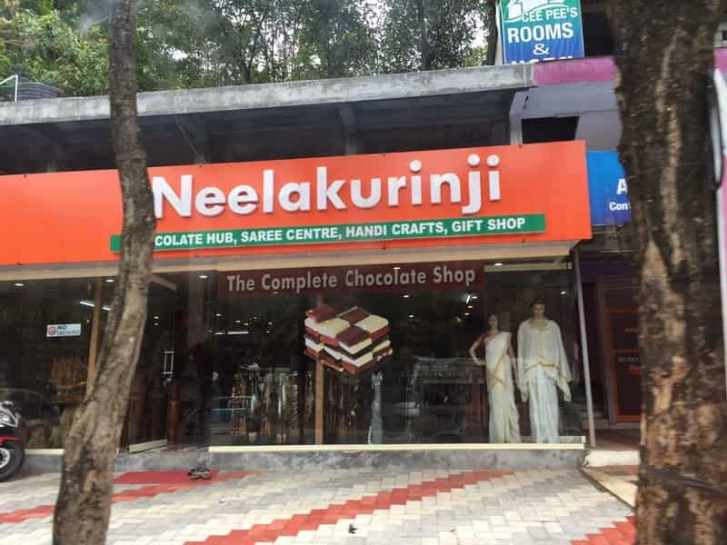 Neelakurinji Chocolate Hub & Saree Centre