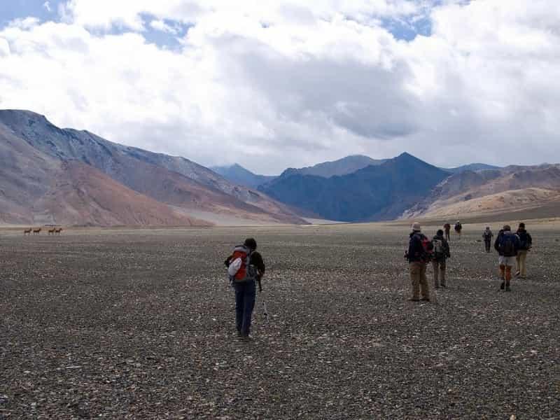 Nimaling Plateau Trek