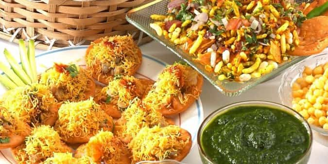 Nookad Nation offers a range of Indian snacks and beverages
