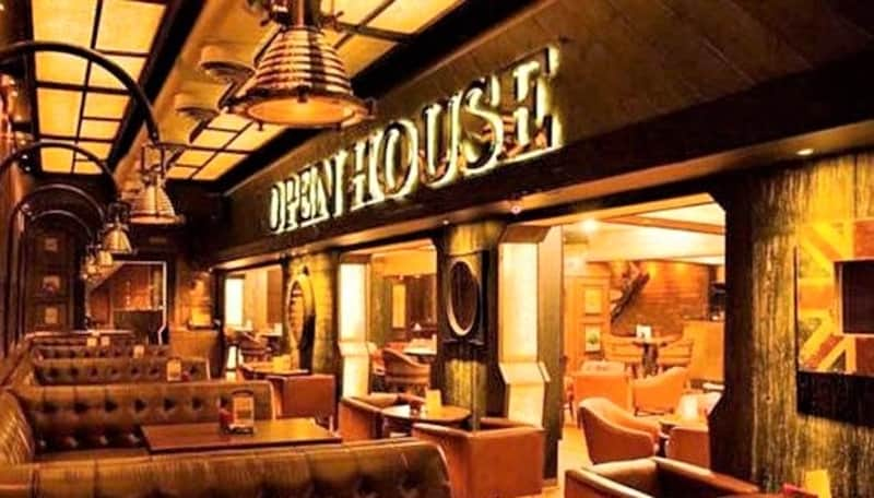 Open House Cafe And Bar, Dadar