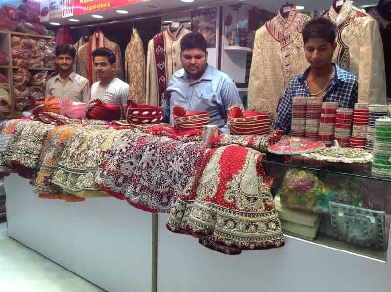 Palika Bazaar, Sector 19
