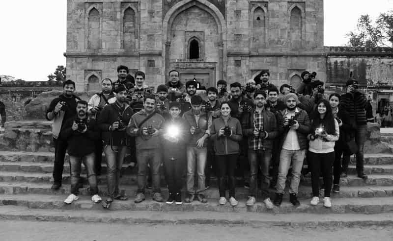 Photowalk with Delhi Photography Club