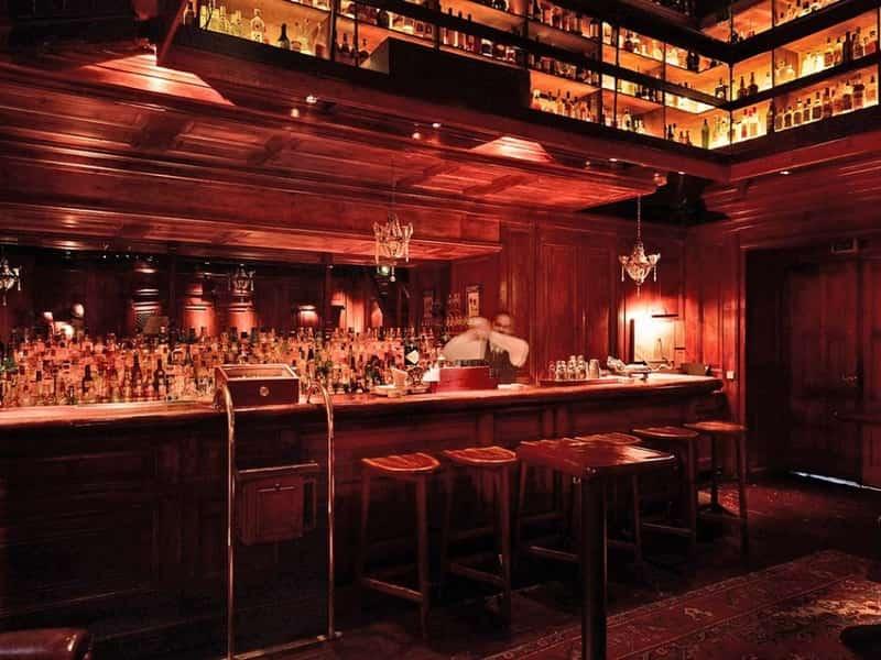 Planter's Club The Bar