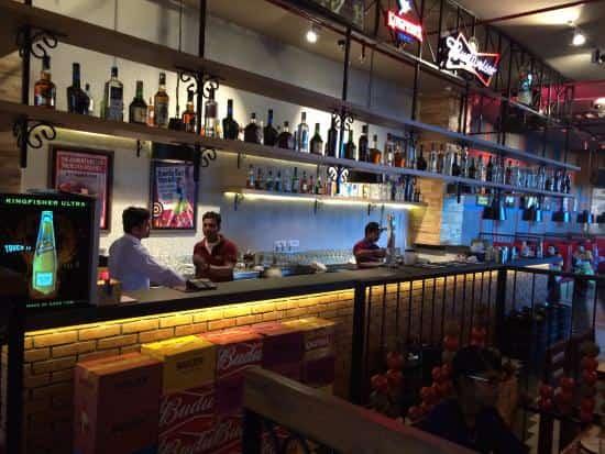 Pop Tate's, Mumbai