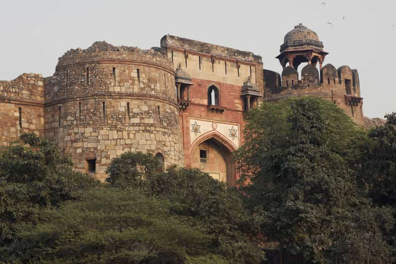 Purana Qila is one of India's oldest forts