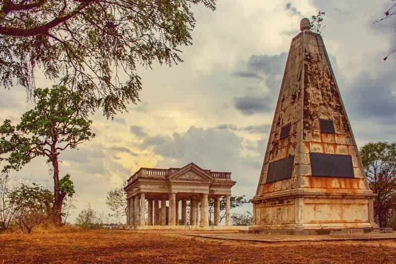 Raymond's Obelisk