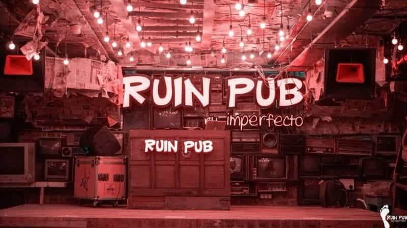 Ruin Pub by Imperfecto