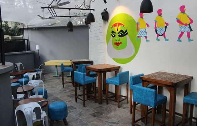 SamBar Pub & Kitchen, Khar