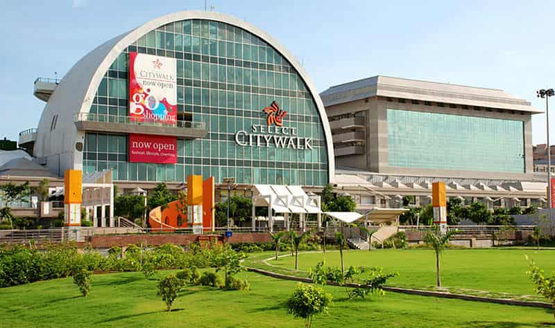 Select Citywalk is one of the most popular malls in Delhi
