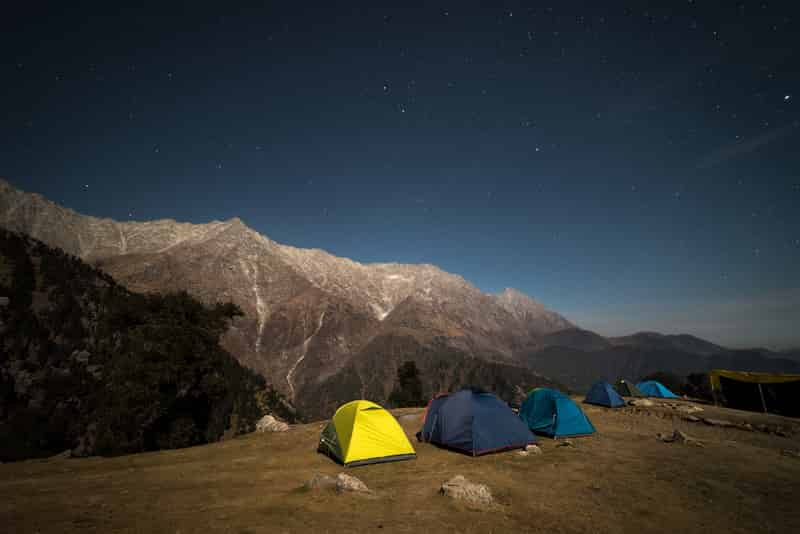Snow Monk Camp, Dharamshala