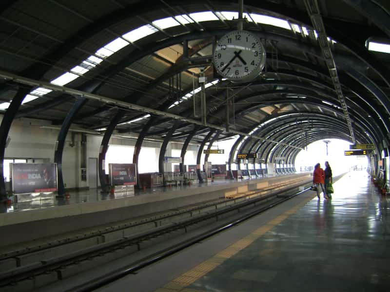 Spooky stories are aplenty at Dwarka Metro Station
