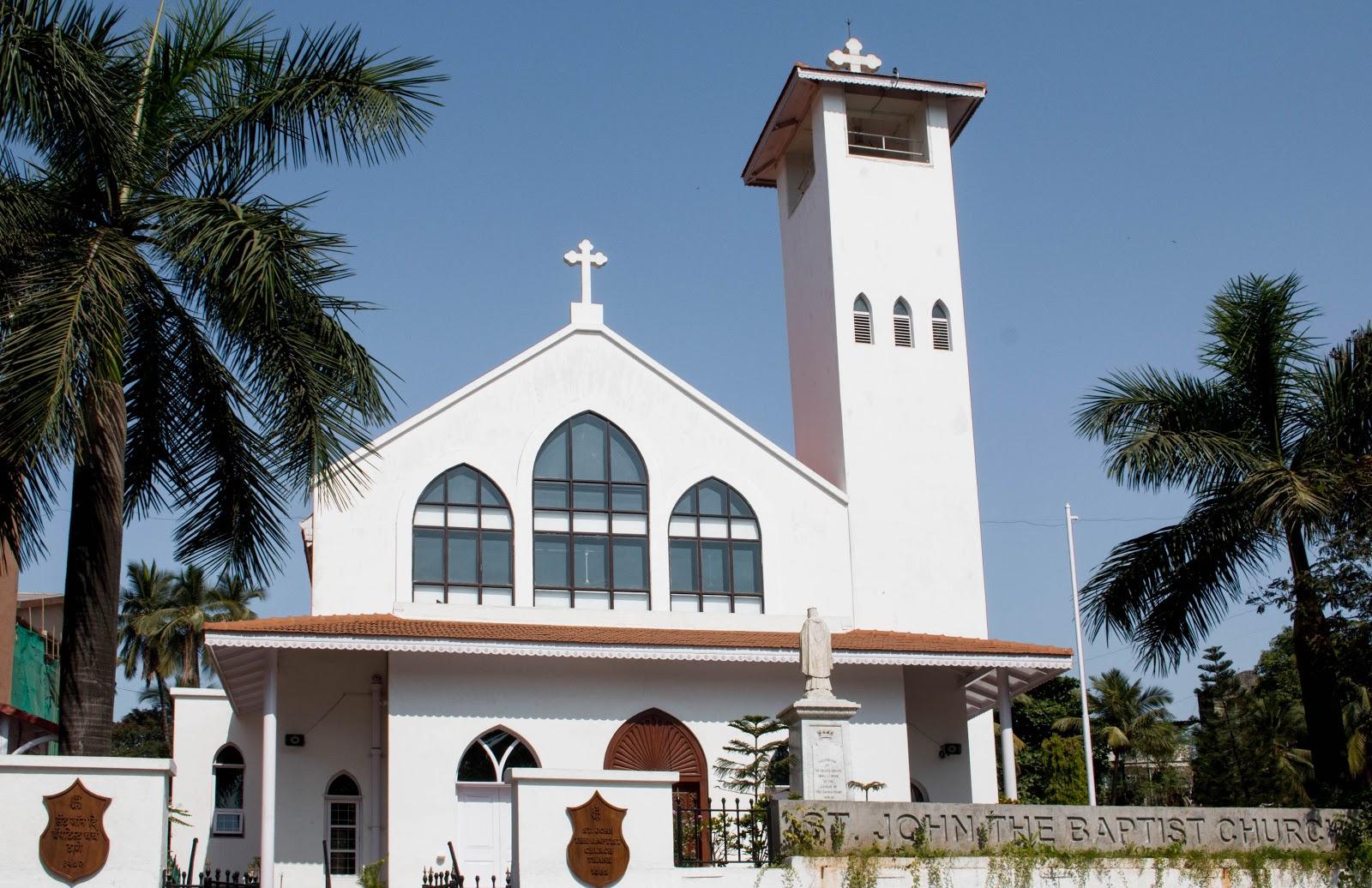St. John's The Baptist Church