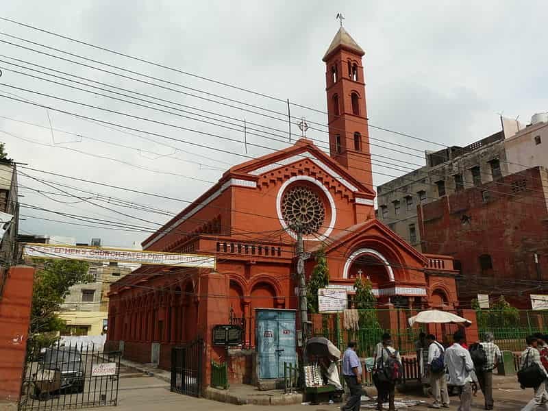 St. Stephen's Church was built in 1862