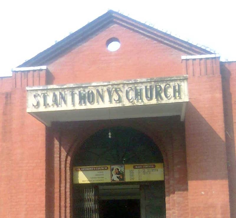 St.Anhony's Church,Paharganj