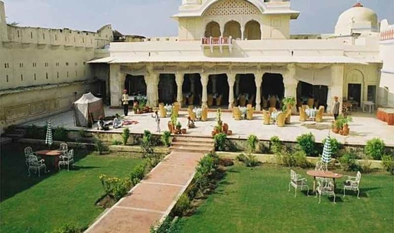 Stay at the gorgeous Bhadrawati Palace in Rajasthan