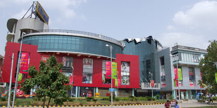 TDI Mall has become a popular shopping hub