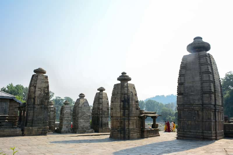 The Baijnath Temple at Kasauli