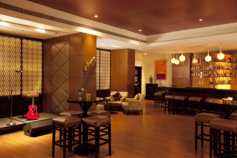 The Bar- Novotel Hyderabad Convention Centre