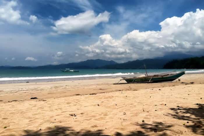 The Bassein Beach
