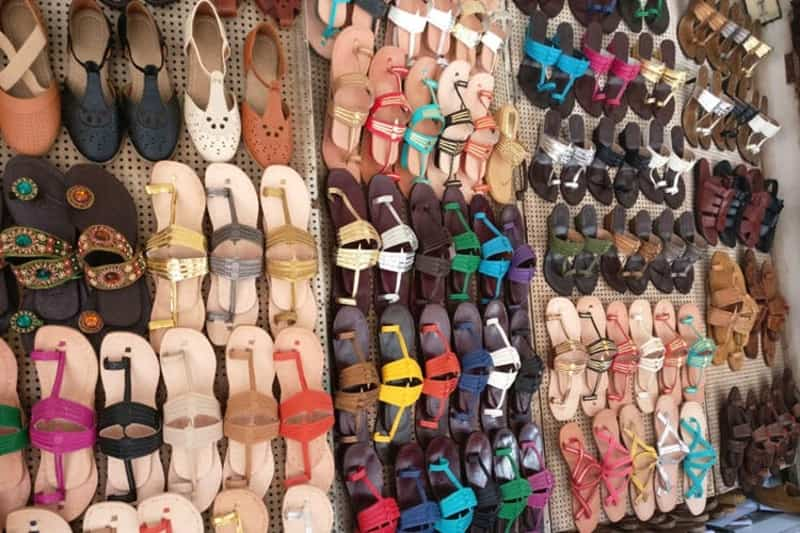 The Causeway has a great selection of Indian style sandals