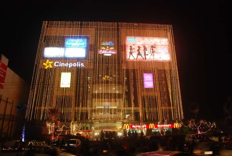 The Celebration Mall