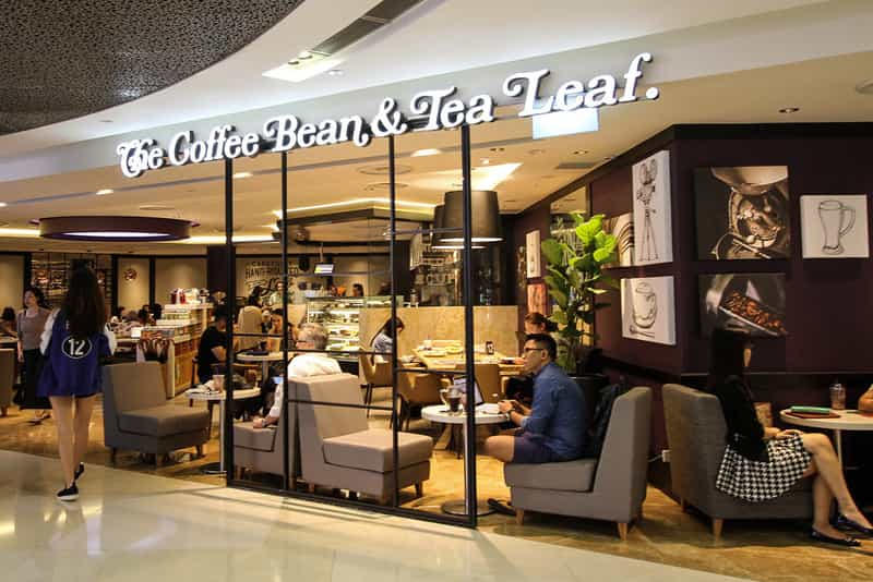 The Coffee Bean and Tea Leaf