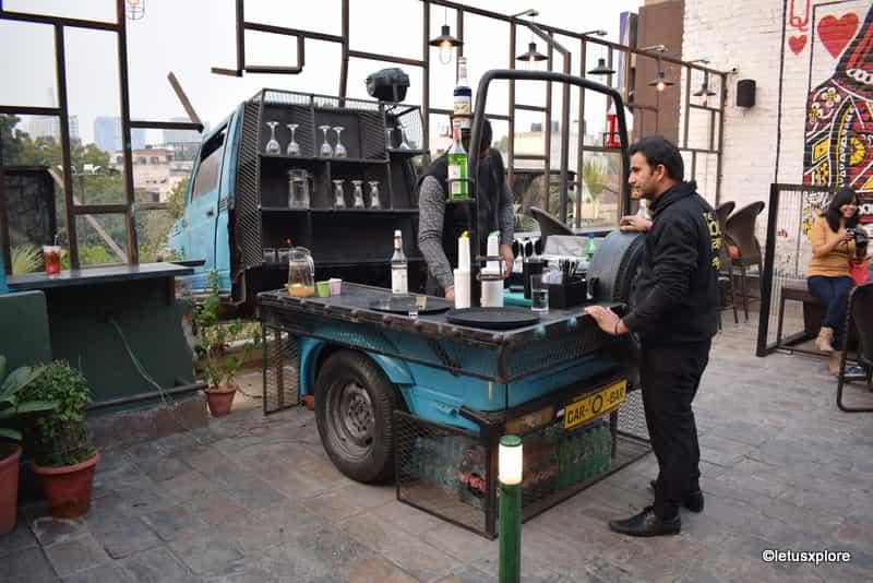 The Gol Chakkar Cafe