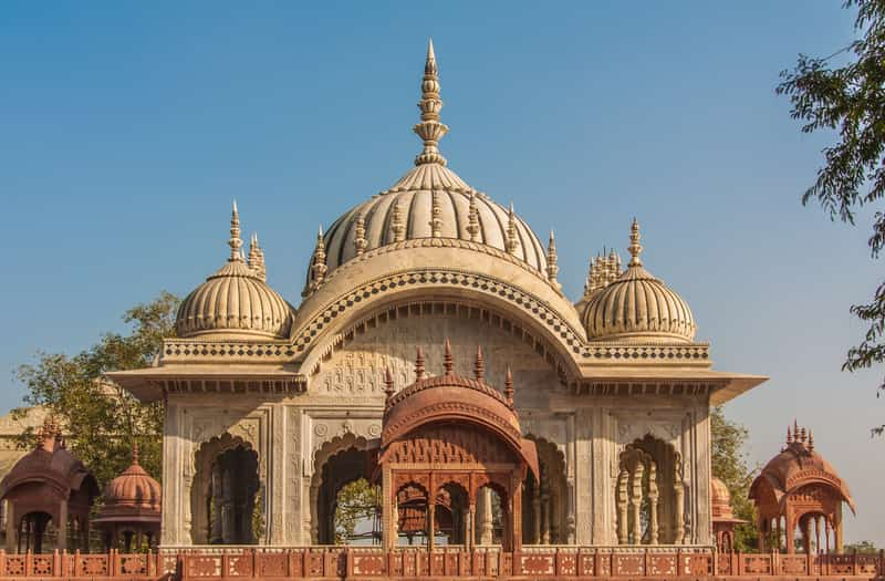 The Moosi Maharani Ki Chhatri, Alwar
