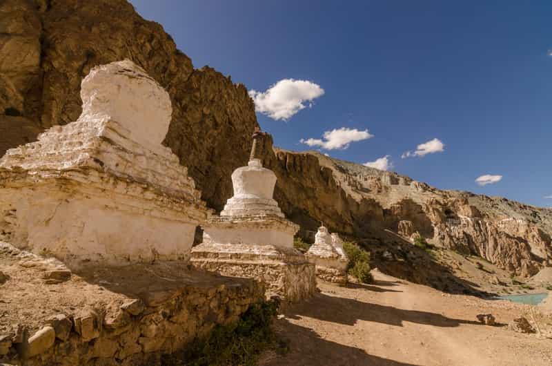The Phugtal Monastery