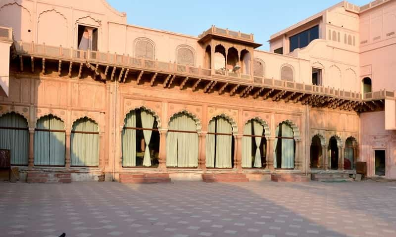 The Raja Nahar Singh Fort, Faridabad