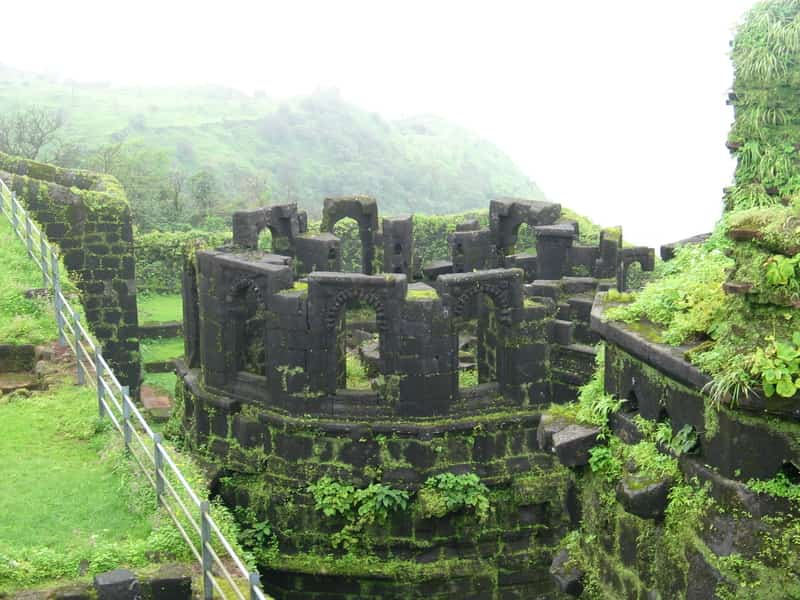 The Torna Fort at Pune