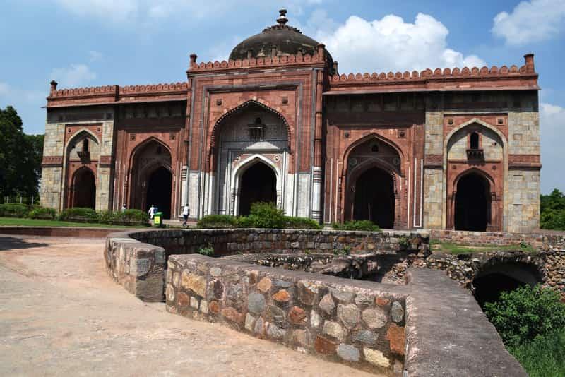 The Tughlaqabad Fort