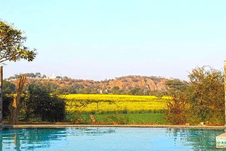 The serene village of Manesar makes for a fun trip