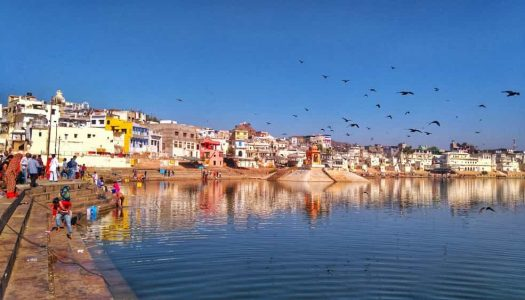 On A Holiday High: 10 Offbeat Things To Do In Pushkar