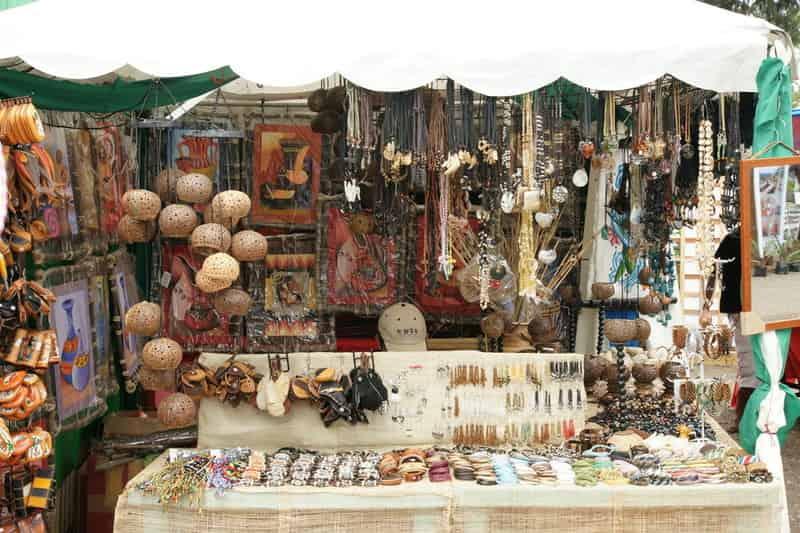 Topkhana Market
