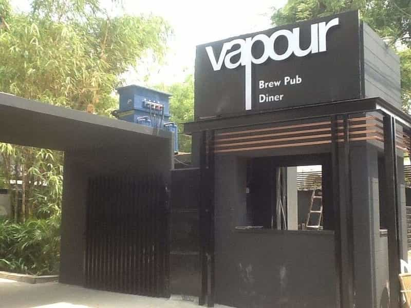 Vapour- Brew Pub in Hyderabad