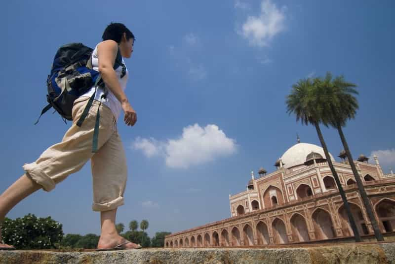Walk Tour Delhi