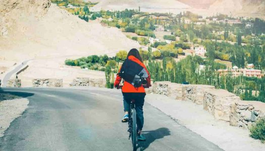 11 Options for Cycling in Ladakh For Adventure