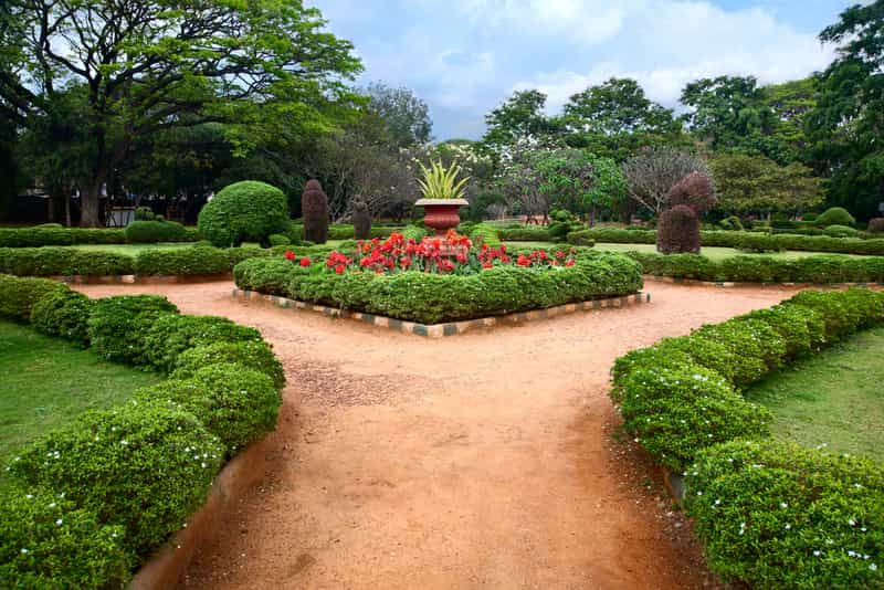 The Gardens At Lal Bagh