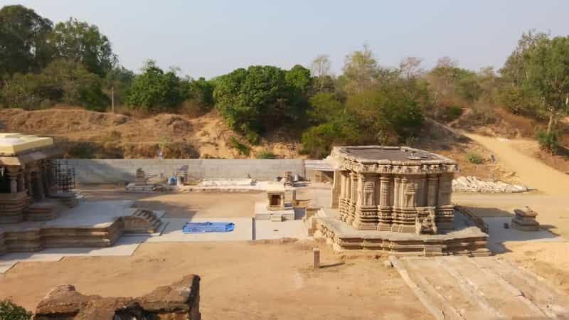 Ancient Temples in Talakadu