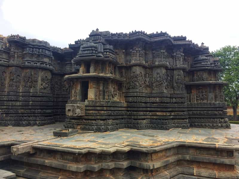 Temples in Hassan