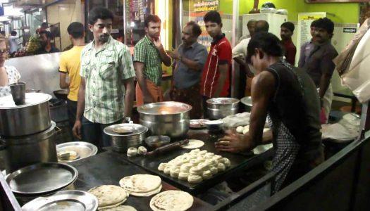 8 Finger Licking Street Foods in Munnar