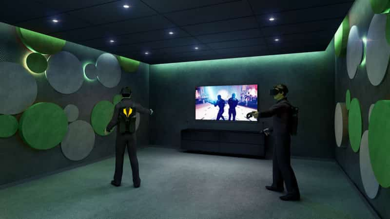 A VR Room