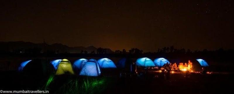 A stargazing camp at Igatpuri