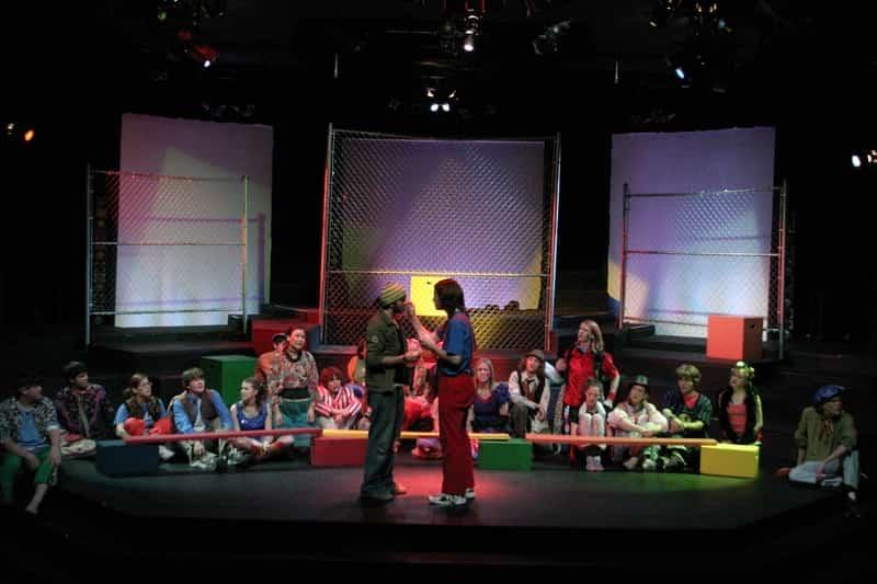 An International Performance At Ranga Shankara