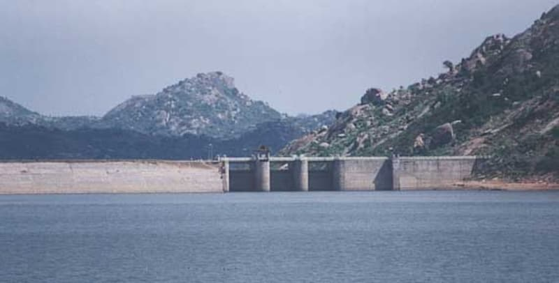 Manchinbele Dam
