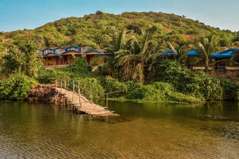 Arambol Sweet Water Lake