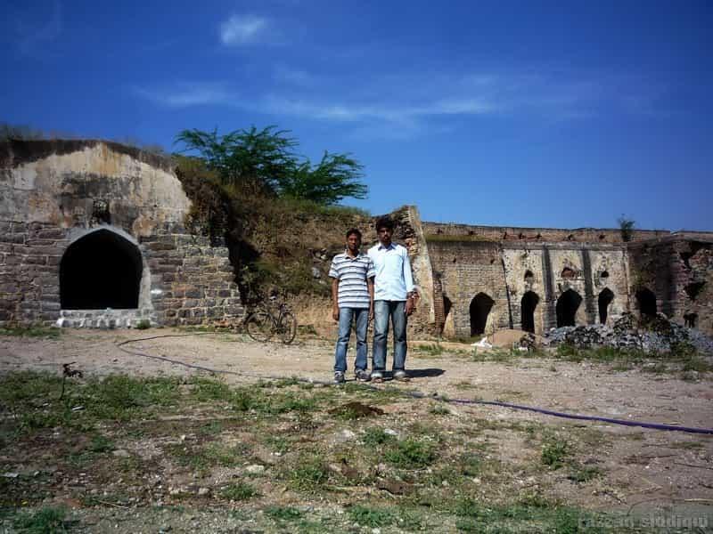 Asmangadh Fort