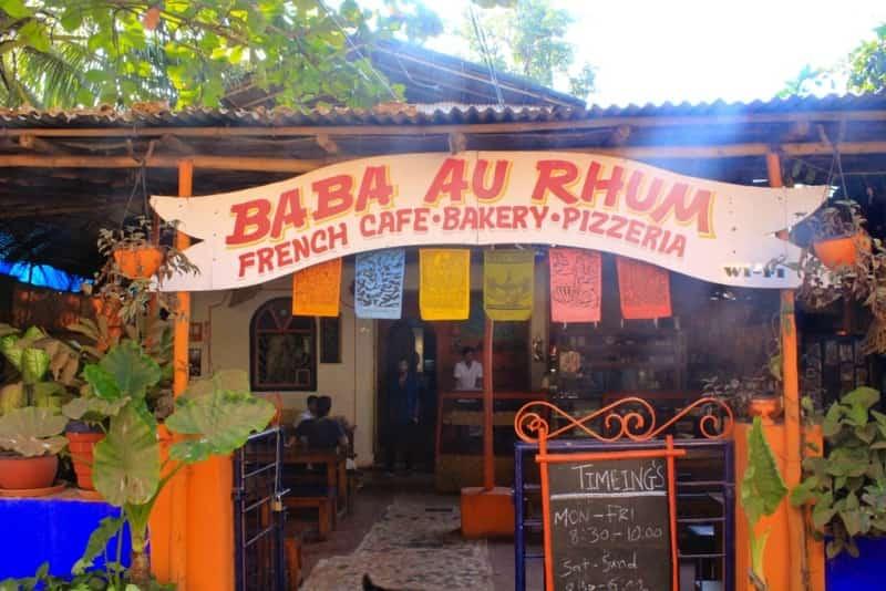 Baba Au Rhum